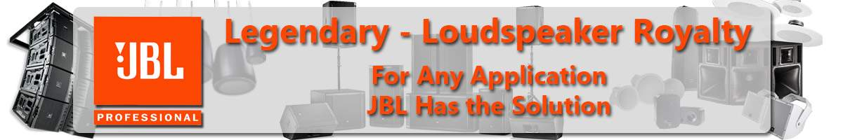 Audio Supply - JBL Professional