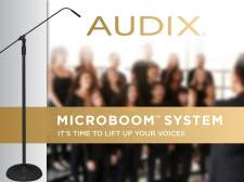 Audix Choir Micing